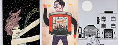 """Durante os sábados do mês de julho a galeria Choque Cultural promove o """"Printshop"""", misto de exposição e programa educativo, com entrada Catraca Livre."""