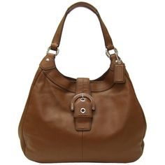 This is my purse. Coach Soho Hobo in Chestnut