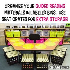 GETTING ORGANIZED FOR GUIDED READING CLICK HERE GUIDED READING RESOURCES FOUNTAS & PINNELL Check out my Youtube Channel for...