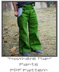 Cute pants pattern