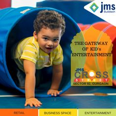 After the resounding success of JMS Crosswalk, JMS presents JMS CROSS STREET, the capital of retail and entertainment in Sector 92, Gurgaon. #Call 8010000777.