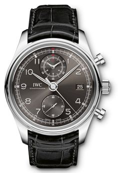 Men's IWC Portuguese Chronograph Classic Watch IW390404