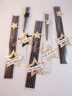 Package idea for Sparklers for New Years