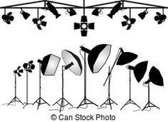 clip art photography lighting  | Icon International Lighting, Icon, Free Engine Image For User Manual ...
