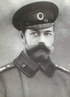 Tsar Nicholas II of Russia. With the Tsarina having helped to engineer the dismissal of Grand Duke Nikolai - the Tsar's uncle - from his position as Commander in Chief of the Russian Army, the Tsar subsequently announced his intention (against all advice) to take personal command of his armed forces.
