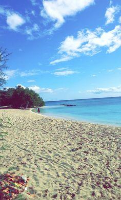 Barbados Almond Beach