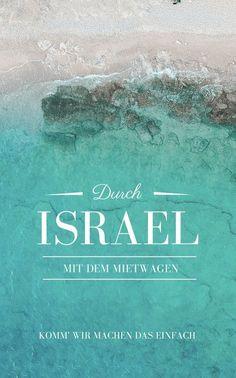 Israel ist eines der fantastischsten Länder im Nahen Osten. Wir verraten Euch die Highlights des Landes und weitere Spots. Mehr dazu auf dem Blog. #israel #reise #urlaub #reisetipps