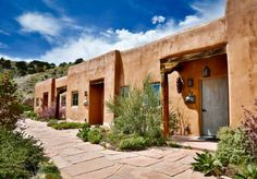Ojo Caliente hot springs spa has been a healing oasis for centuries. Luxury travelers, hippies, and New Agers love this New Mexico spa and hotel near Santa Fe.