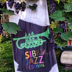 Autumn leaves are nearby. The 45th Edition of Sibiu Jazz Festival is close.
