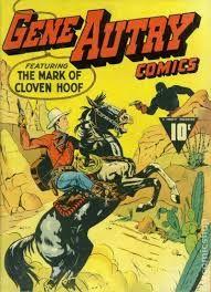 Resultado de imagen para gene autry comics