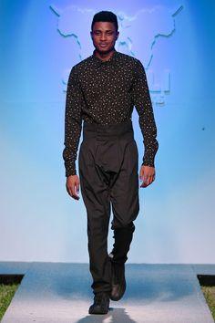 Palse Homme Show - Swahili Fashion Week 2015 - Male Fashion Trends