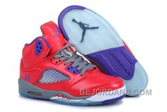 "http://www.bejordans.com/big-discount-air-jordan-retro-5-pink-foil-girls-red-grey-purple-for-sale.html BIG DISCOUNT ! AIR JORDAN RETRO 5 ""PINK FOIL"" GIRLS RED GREY PURPLE FOR SALE Only $90.00 , Free Shipping!"