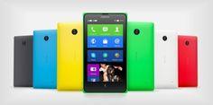 Nokia X, Si Semi Android