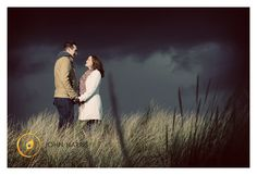 Pre-wedding Shoot Winterton, Norfolk