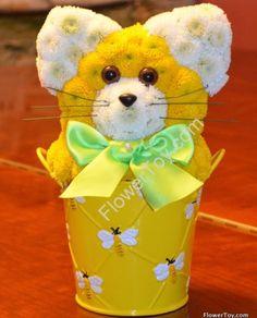 FlowerToy Mini Cat-0