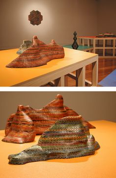 Amazing Pencil Sculptures by Lionel Bawden