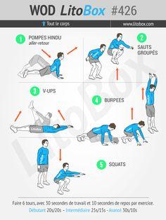 Circuit de HIIT de 20 minutes au poids du corps : moins de 2% de votre journée à vous entraîner et il vous restera encore 98% de celle-ci pour profiter des