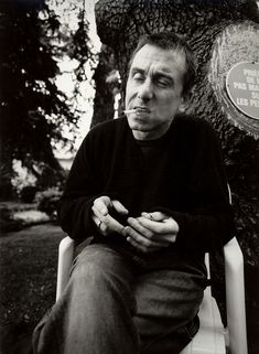 Tim Roth (1961) - English actor and film director. Photo by Jeannick Gravelines