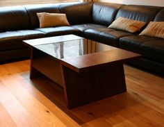 Surface Tesnion Arcade Coffee Table