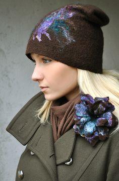 Gallery.ru / Фото #178 - Мои работы. Шляпы. - Shellen