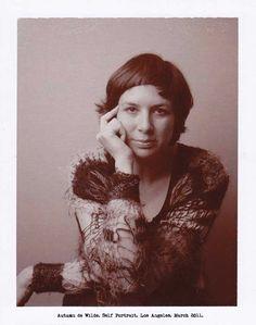 Self-portrait, Autumn de Wilde