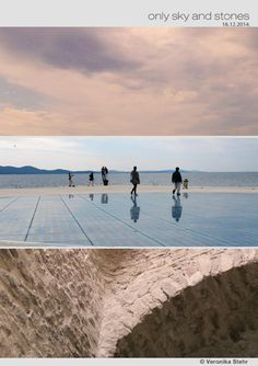 Zadar by Veronika Stehr Beach, Water, Outdoor, Art, Gripe Water, Outdoors, Art Background, The Beach, Kunst
