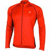 Canari Men's Flash Cycling Shell - Orange