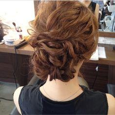 「 ウエディングヘアスタイル 」の画像|My Style|Ameba (アメーバ)
