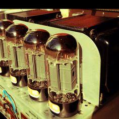 Vintage Fisher Tube Amp!