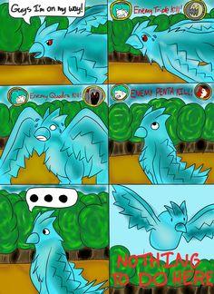 League of Legends humor: Almost hexakill by DreamDynasty.deviantart.com on @deviantART