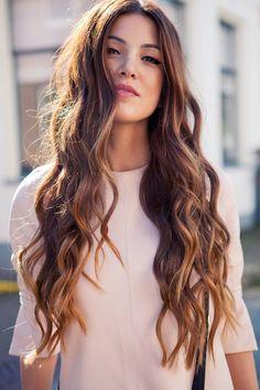 cool Красивая укладка на длинные волосы (50 фото) - как собрать непослушные локоны