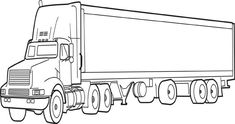 Truck Coloring Pages Free See the category to find more printable coloring sheets. Also, you could use the search box to find what you want. Monster Truck Coloring Pages, Cars Coloring Pages, Coloring Pages For Boys, Animal Coloring Pages, Free Printable Coloring Pages, Coloring Sheets, Coloring Books, Kids Coloring, Valentines Day Coloring Page