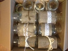 great idea...site with recycled wedding stuff for you to buy!