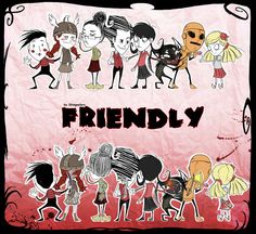 Dont Starve Together by Shingnolary on DeviantArt