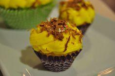 Superfine cupcake