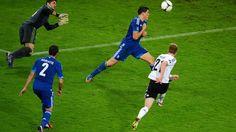 Marco Reus (Germany) - 4th Goal - Germany 4-2 Greece - Quarter Final