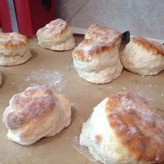 Biscuits with Pioneer Brand Baking Mix: 3 cups mix, 1 cup milk, bake at 450 for minutes. 1 Cup, Biscuits, Brunch, Milk, Bread, Baking, Breakfast, Recipes, Food