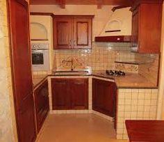 Una cocina con muebles de obras puede ser una buena solución ...