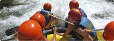 Rafting en Valencia Hoces del Rio Cabriel - AIGUAROCA - Deportes de Aventura Rafting Blob-Jump Paintball Kayak Canoa Multiaventura Despedidas Tirolinas