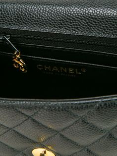 Chanel Vintage mini flap shoulder bag