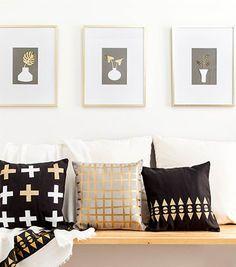 Throw Pillows - Oleander & Palm