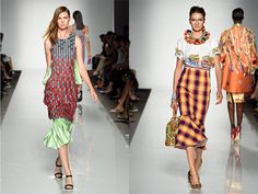 The Beat of #Africa Resounds From The Catwalk