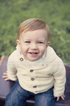 © Heidi Hope Photography #photographer #photography #portrait #baby #1year #cakesmash #birthday
