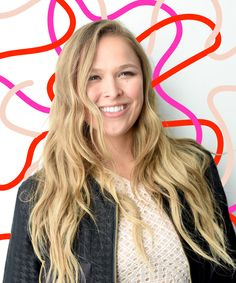 Pantene Just Signed The Most Badass Spokeswoman Ever  #refinery29 http://www.refinery29.com/2016/12/132189/pantene-ronda-rousey-strong-is-beautiful-campaign