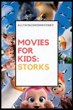 Storks - The animated movie Best Kid Movies, Family Movies, Old Movies, Storks, I Don T Know, I Laughed, Scary, Animation, Leaves