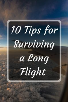 Love them or hate them, long flights are something you probably have to endure at some point if you love traveling. While a 3 hour flight can be a nice time to watch a movie and enjoy some snacks, a… Travel With Kids, Family Travel, Travel Deals, Travel Tips, Flying With Kids, Long Flights, Trip Planning, Traveling By Yourself, Travel Inspiration