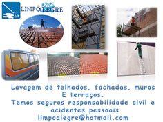 limpoalegre: lavagem de toldos ,telhados ,fachadas e vidros