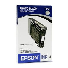 Ultrachrome Ink Cartridge Blk - Epson America - T543100