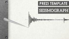 Seismograph, Lie Detector Prezi template