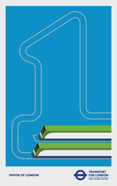 It's Nice That | Rob Bailey talks through creating over 40 posters for London Underground Transport For London, Public Transport, London Poster, London Art, London Overground, Sustainable Transport, Ad Design, Branding Design, Modern Design